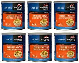 Mountain House Chicken Teriyaki #10 Can Freeze Dried Food -