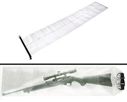"Ultimate Arms Gear Clear 64"" Long Waterproof Rifle Shotgun S"