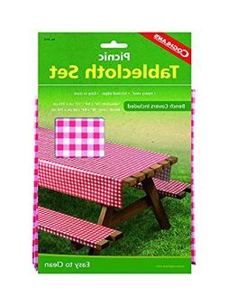 Coghlans Picnic Table Set - Pink by Coghlans