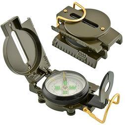 Collapsible Correspondence Grasp - Waterproof Luminou Compas