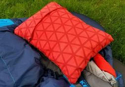 Therm-a-rest Compressible Pillow, Medium, Cardinal
