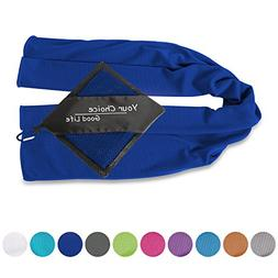 Your Choice Cooling Towel - Cooling Neck Wrap Scarfs - Cool