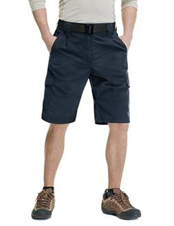 CQR CQ-TSP202-NVY_32 Men's Tactical Lightweight Utiliy EDC C