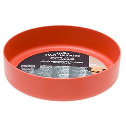MSR Deep Dish Plate, Red, Small