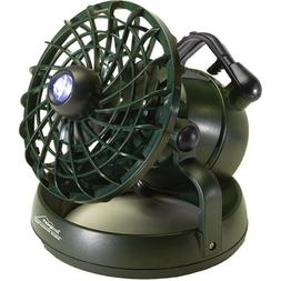 Texsport Deluxe Fan/Light Combo