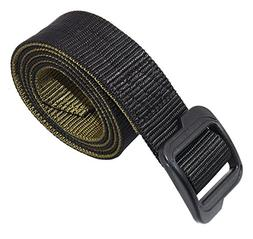 Double Layer Reversible Tactical Belt Nylon Military Style W