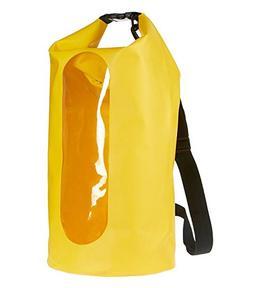 Juvale Dry Bag – 20L Waterproof Dry Sack - Lightweight Rol