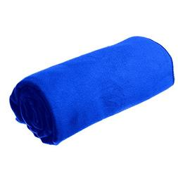 Sea To Summit Dry Light Towel - Cobalt Blue Small
