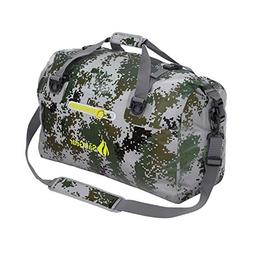 DuffelSak Waterproof Duffel Bag DigiCamo 60L Gear Bags SCUBA