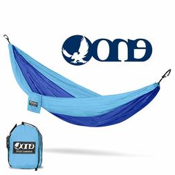 ENO - Eagles Nest Outfitters DoubleNest Hammock, Portable Ha