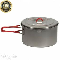 EVERNEW ECA253R Ti Ultralight Pot 1 RED  from Japan R6317 F/