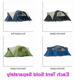Elite Montana 8 Person Tent Hinged Door Multi-colored 16'L x