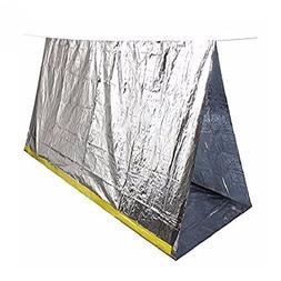 Emergency Shelter Tube Tents, ECVILA Survival Blankets, Slee