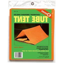 emergency tube tent