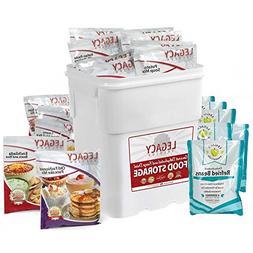 Legacy Emergency Food Ultimate Sample Pack - Survival Supply