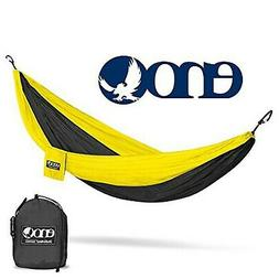 Eagles Nest Outfitters - ENO DoubleNest Hammock, Portable Ha