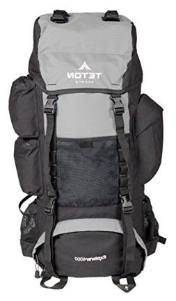 explorer 4000 internal frame backpack