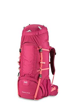 High Sierra Women's Explorer 50L Top Load Internal Frame Bac