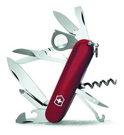 Victorinox Explorer - Red Composition - Clampack