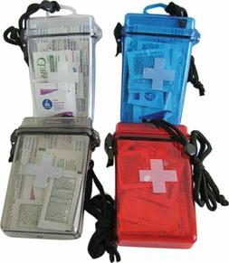 Elite First Aid FA150 Waterproof Mini First Aid Kit W/Instru