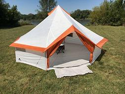 Fast and Easy to Set up,Ozark Trail 8 Person Yurt Tent With