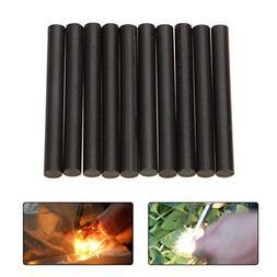 ezyoutdoor Ferrocerium Rod Flint Fire Starter Lighter Magnes