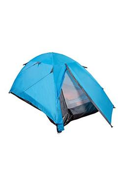Mountain Warehouse Festival Dome 2 Man Camping Tent - for Ba