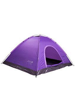Mountain Warehouse Festival Fun 4 Person Tent - Water Resist