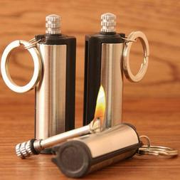 Fire Starter Flint Match Lighter Survival Camping Emergency