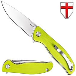 Flipper Knife - Folding Pocket Knife - EDC and Outdoor Fold