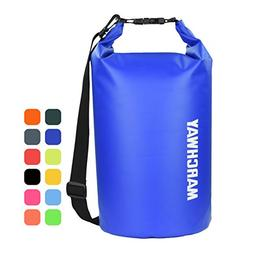 Floating Waterproof Dry Bag Backpack 5L/10L/20L/30L/40L, Rol