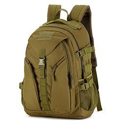 FlyHawk 40 L Tactical Backpacks Large 3 Days Back Waterproof