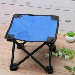 Foldable Fishing Chair Recreational Fishing Gear Camping Sto