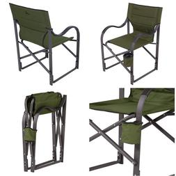 Folding Camp Chair Outdoor Seat Heavy Duty Camping Gear Beac