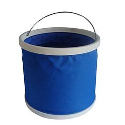 Meanhoo Folding Collapsible camping Bucket Outdoor for Clean