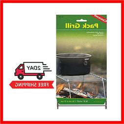 Folding Cooking Grill Camping Hiking Backpacking Gear Sport