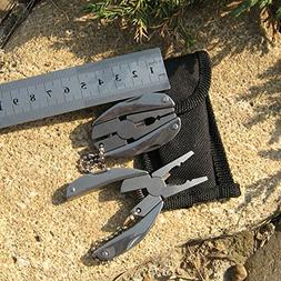 Folding Pliers - Small Folding Pliers - Portable Multifuncti