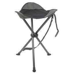 PORTAL Tall Slacker Chair Folding Tripod Stool for Outdoor C
