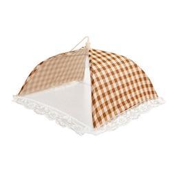 Dreamyth Food Cover Tent,Kitchen Food Umbrella Cover Picnic
