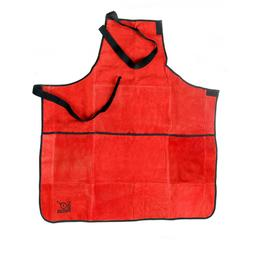 - Lodge Gear Camp Dutch Oven Leather Apron  - Made in Americ