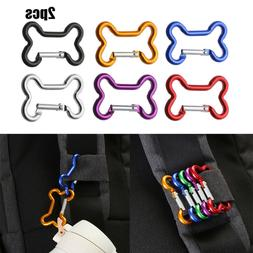 Gear Climing Carabiner Travel Kit Buckle Keychain Camp Mount