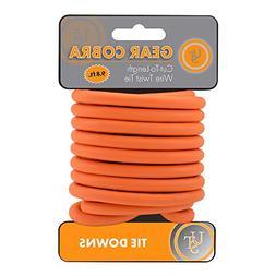 UST Gear Cobra Bendable Wire Cord, 9.5 Feet, Orange