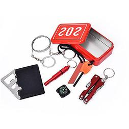 Gear Tools Box Kit Set Outdoor Sport , Mitsutomi Camping Hik