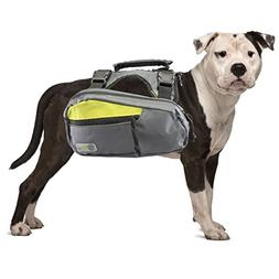 Go Fresh 2-in-1 Pet Dog Harness and Hiking Dog Backpack Outd