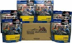 Mountain House Granola with Milk & Blueberries Premium Case