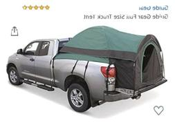 Guide Gear Green FULL SIZE TRUCK Tent Camper/Canopy for Camp
