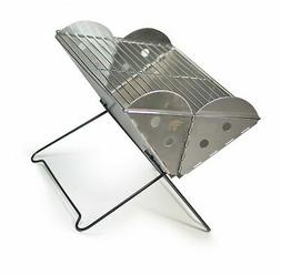 """Grillput GRL00186 Flatpack Portable Grill Folds To 10""""x 13""""x"""