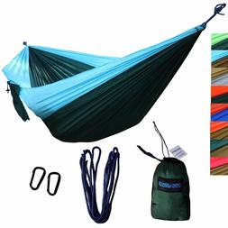 Hammock for Camping- Double Hammocks - Best Quality Gear For