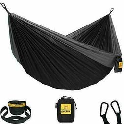 Wise Owl Outfitters Hammock for Camping Single & Double Hamm