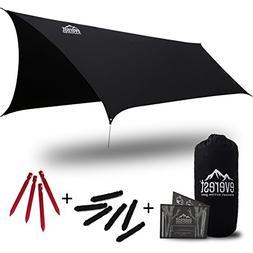 Everest Hammock Rain Fly | Waterproof Outdoor Tarp | Perfect